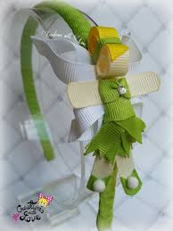 tinkerbell ribbon 637 best fabric ribbon accessories images on crowns