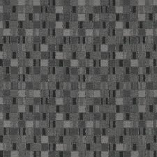 black and grey geometric boxes contract grade upholstery fabric by
