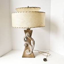 Antique Double Desk Lamp Best Mid Century Lamp Shade Products On Wanelo