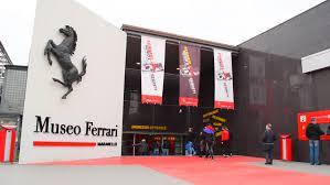 museum maranello museum maranello modena italia 30 marth 2016 park at