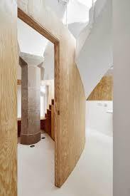 underground apartment in barcelona by ras arquitectura
