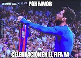 Los Memes De Messi - lionel messi y su peculiar celebraci羌n al estilo de memes galer纃a
