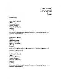 resume sle references 28 images resume references sle 2010