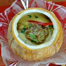 Thai Red Pumpkin Curry Recipe by Making A Pot Of An Authentic Thai Green Curry Kaeng Khiao Wan