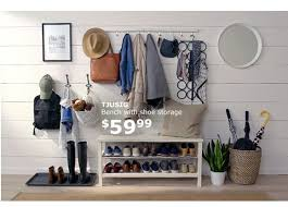 Tjusig Bench With Shoe Storage 30 Best A List Laundry Images On Pinterest Creative Storage