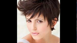 front flip hair pixie with a front flip hair style youtube