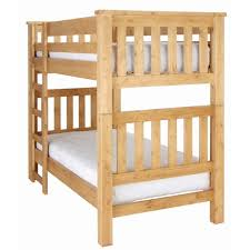Beech Bunk Beds Childrens Bunk Bed Dh05a Home Comforts Furniture