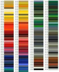 powdercoating color chart warehouse collective pinterest
