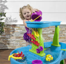step 2 sand and water table parts step2 rain showers splash pond water table target