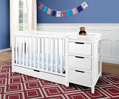 Oak Convertible Crib by 100 Baby Cribs Bedroom Exciting Nursery Furniture Design
