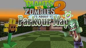 Minecraft World Maps by Plants Vs Zombies 2 Parkour Around The World Maps Mapping And