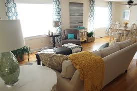 coastal living living rooms glam coastal living room makeover heartwork organizing tips for