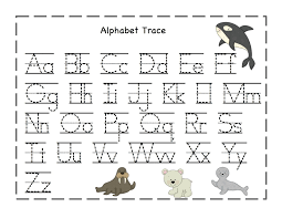 printable alphabet tracing letters free printable letter tracing worksheets tracing letters and numbers
