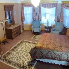 Mansion Bedroom Rose Room Rawlins Ferris Mansion Bed U0026 Breakfast