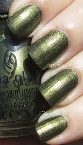 the polishaholic china glaze hunger games collection swatches