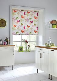 kitchen winsome kitchen roman blinds paplio spring roller