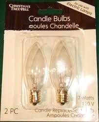 light bulbs torpedo bulb 7 watt 120 volt 2 pack