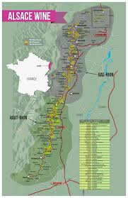 Alsace Lorraine Map The World Of Wine Review France Unit 1 Alsace