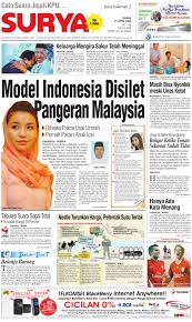 surya edisi cetak 21 april 2009 by harian surya issuu