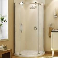 maax olympia 36 in x 36 in x 78 in standard fit round shower