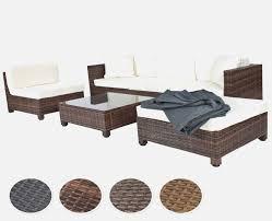 loungemã bel balkon gã nstig rattan gartenmobel sofa treefunder co