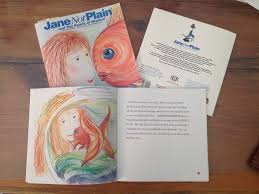 25 story book versions development jane not plain
