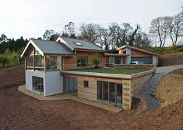 multi level homes contemporary part earth sheltered split level house truro