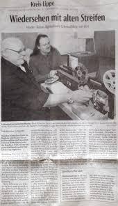 Lippische Landeszeitung Bad Salzuflen El Loco Schmalfilmtransfer De