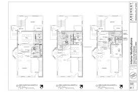 Antebellum Floor Plans by Three Bedroom Two Storey House Plan Architecture Kerala Ground