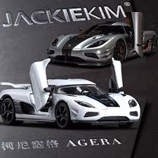 koenigsegg newest model new 1 32 koenigsegg agera alloy car model sports car supercar with