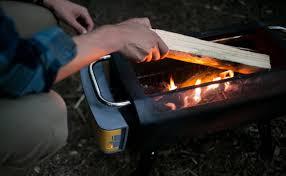 Wood Firepit Biolite Firepit Smokeless Wood Pit Gadget Flow