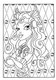 coloriage high