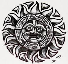 best 25 aztec symbols ideas on pinterest aztec art aztec and