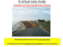 erosion on the holderness coast ppt video online download