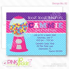birthday invitations pinkpicklestudios com