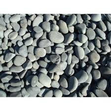 Large Pebbles For Garden Beach by Vigoro 0 5 Cu Ft Pond Pebbles 54249v The Home Depot