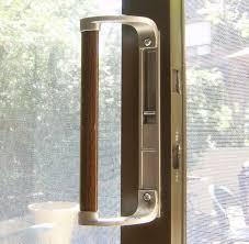 locks for sliding glass doors sliding glass door handle with mortise lock sliding doors