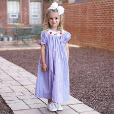 smocked dresses bishop dresses lolly wolly doodle
