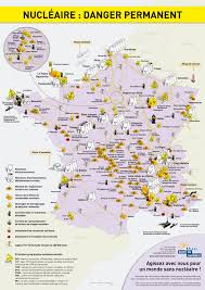 Dordogne France Map by Everyone In France Lives Next To A Nuclear Reactor Because France