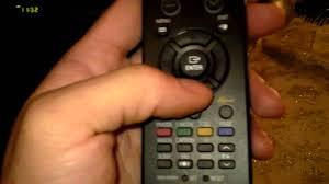 tv l reset service menu code to factory reset tv youtube