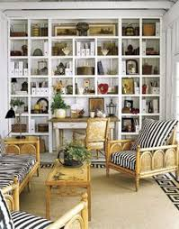 Built In Bookshelves With Desk by Bed In Front Of Bookshelves Love The Wall Lamps Attached To