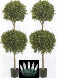 Outdoor Topiary Trees Wholesale - artificial topiary trees with lights outdoor holiday topiaries