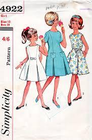 1960s u0027s princess dress vintage sewing by bessieandmaive