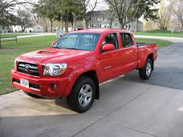 nissan tacoma truck 2007 toyota tacoma specs and photos strongauto
