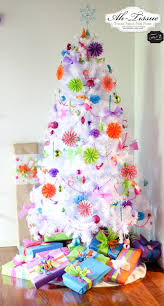 Ideas To Decorate My Tree Bright Color Decorations Will Be Decorating My White