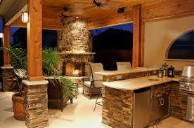Outdoors Kitchens Designs by Your Backyard Isn U0027t Complete Without An Outdoor Kitchen Eieihome
