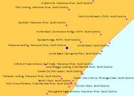 tide table myrtle beach enterprise landing waccamaw river south carolina tide chart