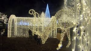 vancouver christmas light maze world s largest christmas maze opens in vancouver ctv vancouver news