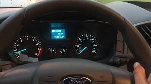 ford fusion hazard lights how to turn on hazard lights in ford transit youtube