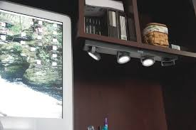 battery operated led lights for cupboards rite lite lpl704 battery operated led under cabinet track light